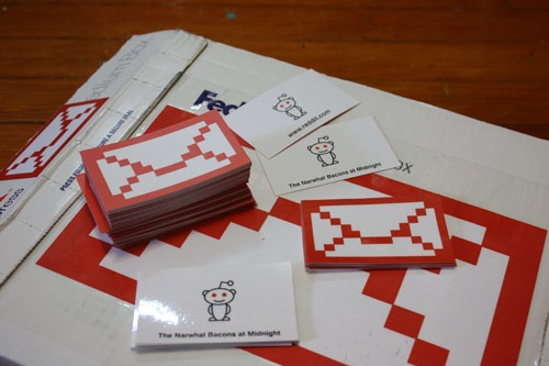 Business Cards Reddit