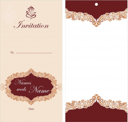 Bridal Shower Invitations Free Printable Templates Business Card