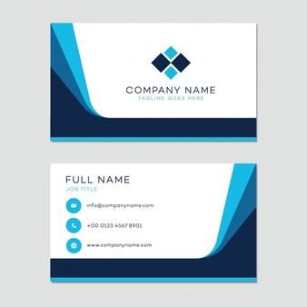 business card size photoshop business card template 1299 56