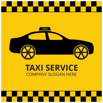 business cards photography yellow taxi logotype design 1057 4892