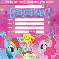 By Easytygermke Wp Content Uploads 2017 11 My Little Pony Party Invitations For Simple Of Your Invitation Templates Using