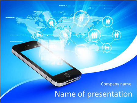 fast business cards powerpoint templates b450