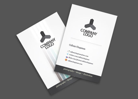 Free Business Card Templates For Illustrator Business Card