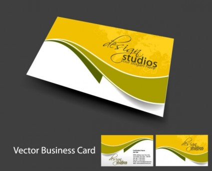 Free Business Cards Design Templates