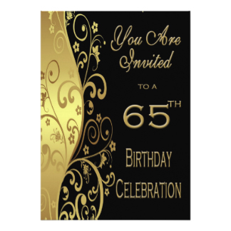 By Rlvzcache 65th Birthday Party Personalized Invitation Re5aa58148d6248e9a66ca060278b19c7 Zk9c4 324rlvnet1