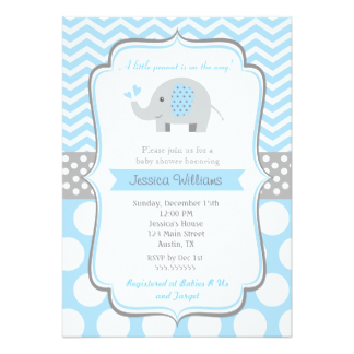 Free Printable Baby Shower Invitations Templates For Boys Business