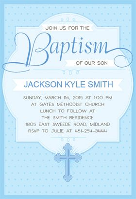Free Printable Baptism Invitations Templates Business Card