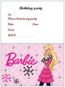 free printable birthday invitations templates for kids business
