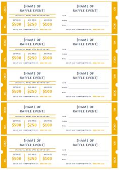 free printable event tickets template business card website