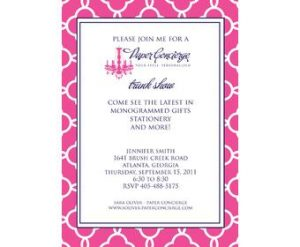 printable party invite templates