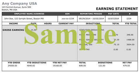 Free Printable Pay Stub Templates Archives Business Card Website