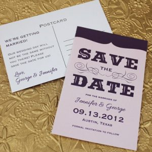 free printable save the date postcard templates business card - Free Printable Save The Date Templates