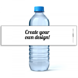 Free Printable Water Bottle Label Template Business Card Website