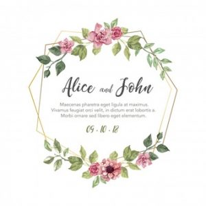 free printable wedding save the date templates business card