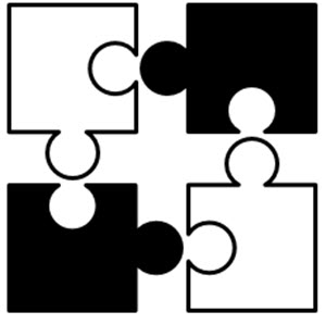 jigsaw puzzle template printable puzzle 1