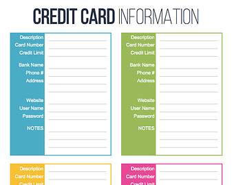 personal budget template printable 7 images more pic use