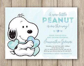 Printable Baby Shower Invitations Templates - Business Card
