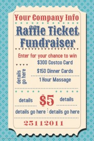 free printable raffle ticket template download archives business
