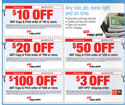 staples canada business card coupon code