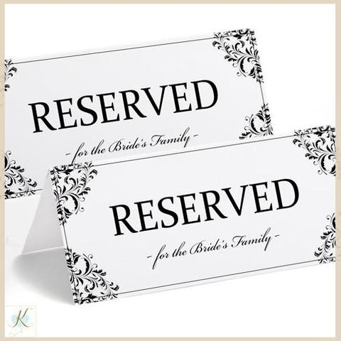 table tent template free printable business card. Black Bedroom Furniture Sets. Home Design Ideas