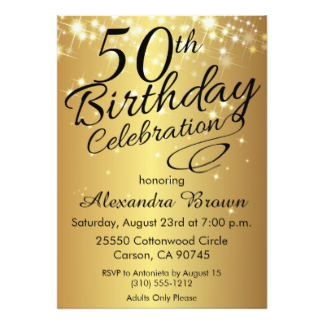 Template For Th Birthday Invitations Free Printable