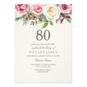 Th Birthday Invitation Templates Free Printable Business Card