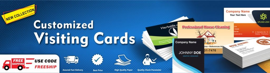 Custom Business Cards Online