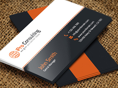 Free Business Cards Templates to Download