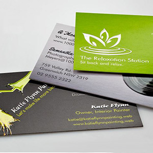Order Business Cards Online