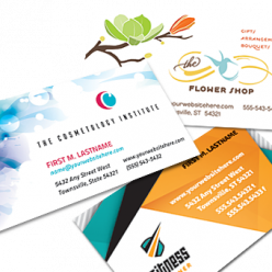 Business Card – Website & Printable Templates